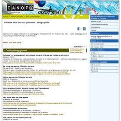 Histoire des arts en primaire : sitographie - Réseau Canopé – Direction territoriale académies de Besançon et de Dijon