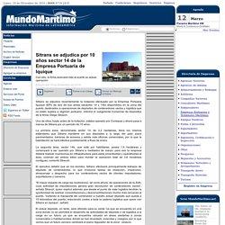 Sitrans se adjudica por 10 años sector 14 de la Empresa Portuaria de Iquique