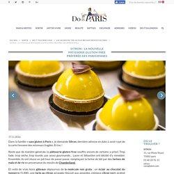 Sitron, pâtisserie et salon de thé sans gluten à Paris