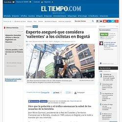 Situación de los ciclistas en Bogotá - Noticias de Bogotá - Colombia