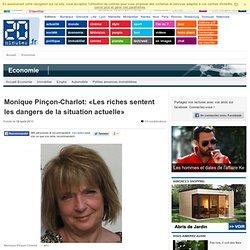 Monique Pinçon-Charlot: «Les riches sentent les dangers de la situation actuelle»