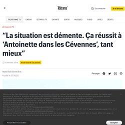 'Antoinette dans les Cévennes'
