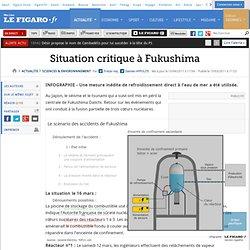 Sciences : Nucléaire : la situation reste critique à Fukushima Daiichi
