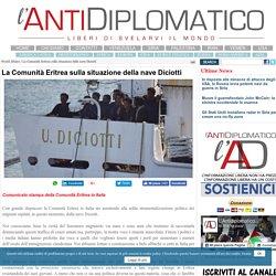 La Comunità Eritrea sulla situazione della nave Diciotti - World Affairs - L'Antidiplomatico