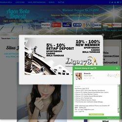 Situs Judi Bola Warna Deposit 25000