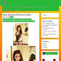 Situs Taruhan Piala Euro 2016