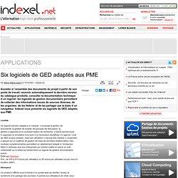 Six logiciels de GED adaptés aux PME