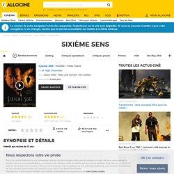 Sixième Sens - film 1999