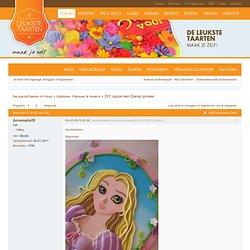 DIY; puzzel een Disney prinses (Pagina 1) - Sjablonen, Patronen & Howto's - DeLeuksteTaarten.nl Forum