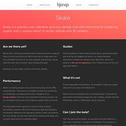 Skala, a Mac app by Bjango