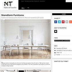 SKANDIFORM FURNITURES