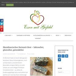 Skandinavisches Steinzeit-Brot – laktosefrei, glutenfrei, getreidefrei