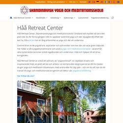 Håå Kursgård – Retreat Center - Skandinavisk Yoga och Meditationsskola