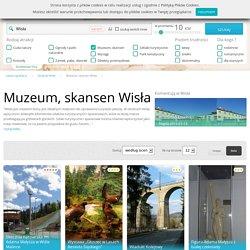 Muzeum, skansen : Atrakcje Wisła : zaplanujpobyt.pl