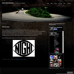 Night Skateboards