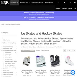 Ice Skates and Hockey Skates - Botas, Jackson Skates - Ice Skating Store