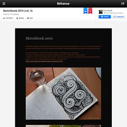 Sketchbook 2010 (vol. 2) on the Behance Network