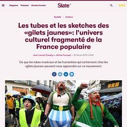 Les tubes et les sketches des «gilets jaunes»: l'univers culturel fragmenté de la France populaire