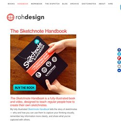 The Sketchnote Handbook - Designer Mike Rohde