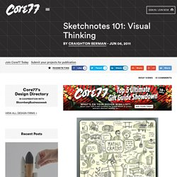 Sketchnotes 101: Visual Thinking
