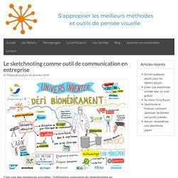 Sketchnoting: un outil de communication en entreprise