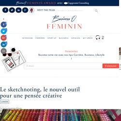 Le sketchnoting, le nouvel outil pour une pensée créative