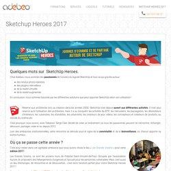 Sketchup Heroes 2017