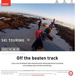 Ski touring in Norway
