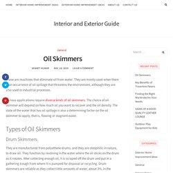 Interior and Exterior Guide