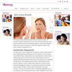 Skin Care Smarts - Pinkdesk.org