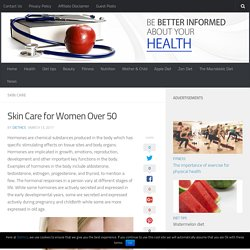 Skin Care for Women Over 50 - Exuberance Beauty