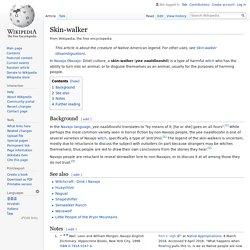 Skin-walker - Wikipedia
