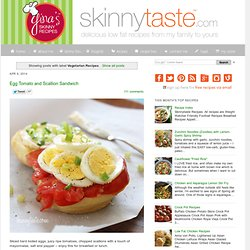 Ginas Skinny Recipes: Vegetarian Recipes