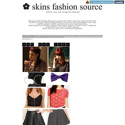 ✿Your #1 Skins Style Source...