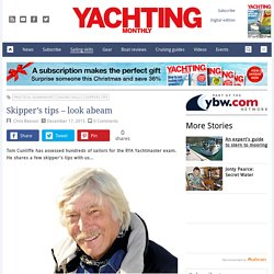 Skipper's tips – Look abeam