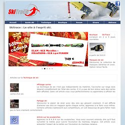 Skitrace : Forum ski alpin et freeride