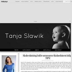 TanjaSlawik - Tanja Slawik blogg: Skolavslutning/inför sommaren Skolarelaterat inlägg TIPS!