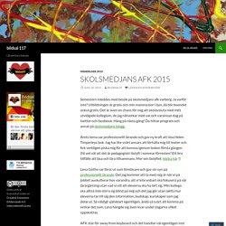 skolsmedjans afk 2015