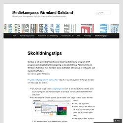 Mediekompass Värmland-Dalsland
