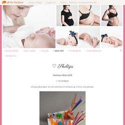 Tanjas mammablogg