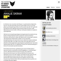 Skram, Amalie - Nordic Women's Literature