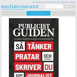 Skrivarskola med Publicistguiden - Mediekompass