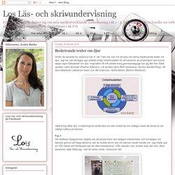 Los Läs- och skrivundervisning : Beskrivande texter om djur