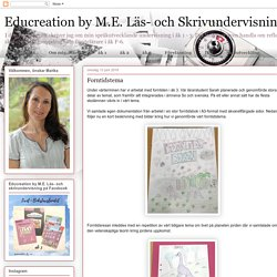 Educreation by M.E. Läs- och Skrivundervisning : Forntidstema