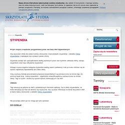 Skrzydlate Studia - STYPENDIA