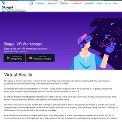Indian First Time VR Using In Education