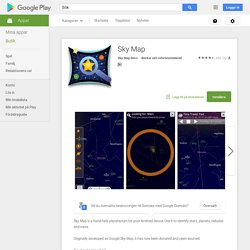 Sky Map – Android-appar på Google Play