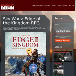 Sky Wars: Edge of the Kingdom RPG