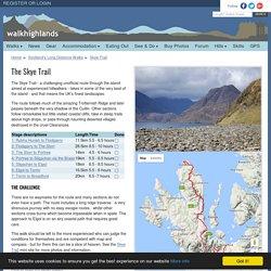 Skye Trail (Walkhighlands)