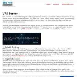 skyhostuae - VPS Server